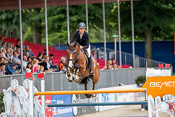 RIJKENS Janine (GER), C VIER 2<br /> Münster - Turnier der Sieger 2019<br /> BRINKHOFF'S NO. 1 -  Preis<br /> CSI4* - Int. Jumping competition  (1.50 m) -<br /> 1. Qualifikation Grosse Tour <br /> Large Tour<br /> 02. August 2019<br /> © www.sportfotos-lafrentz.de/Stefan Lafrentz