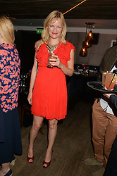 ALEXIA INGE at the launch of Geisha at Ramusake hosted by Piers Adam and Marc Burton at Ramusake, 92B Old Brompton Road, London on 11th June 2015.