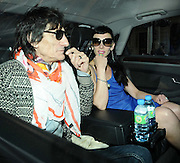 06.JULY.2009 - LONDON<br /> <br /> RONNIE WOOD LEAVING CLARIDGES HOTEL WITH A MYSTERY GIRL ON HIS ARM THEY THEN GOT IN THE CAR TOGETHER AND SMILING AND LAUGHING WITH EACHOTHER BUT THERE WAS NO SIGN OF HIS GIRLFRIEND EKATRINA. <br /> <br /> BYLINE MUST READ : EDBIMAGEARCHIVE.COM<br /> <br /> *THIS IMAGE IS STRICTLY FOR UK NEWSPAPERS &amp; MAGAZINE ONLY*<br /> *FOR WORLDWIDE SALES &amp; WEB USE PLEASE CONTACT EDBIMAGEARCHIVE - 0208 954-5968*