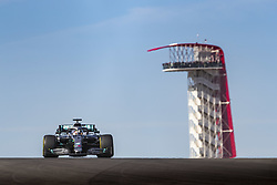 November 1, 2019, Austin, United States of America: Motorsports: FIA Formula One World Championship 2019, Grand Prix of United States, ..#44 Lewis Hamilton (GBR, Mercedes AMG Petronas Motorsport) (Credit Image: © Hoch Zwei via ZUMA Wire)