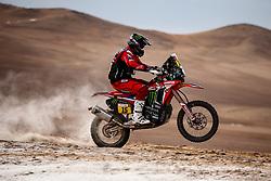 January 10, 2019 - Arequipa, Peru - AREQUIPA, PU - 10.01.2019: DAKAR 20189 - Brabec Ricky (USA) during the Dakar Rally 2019, on Wednesday (10), in Arequipa, Peru. (Credit Image: © Marcelo Machado De Melo/Fotoarena via ZUMA Press)