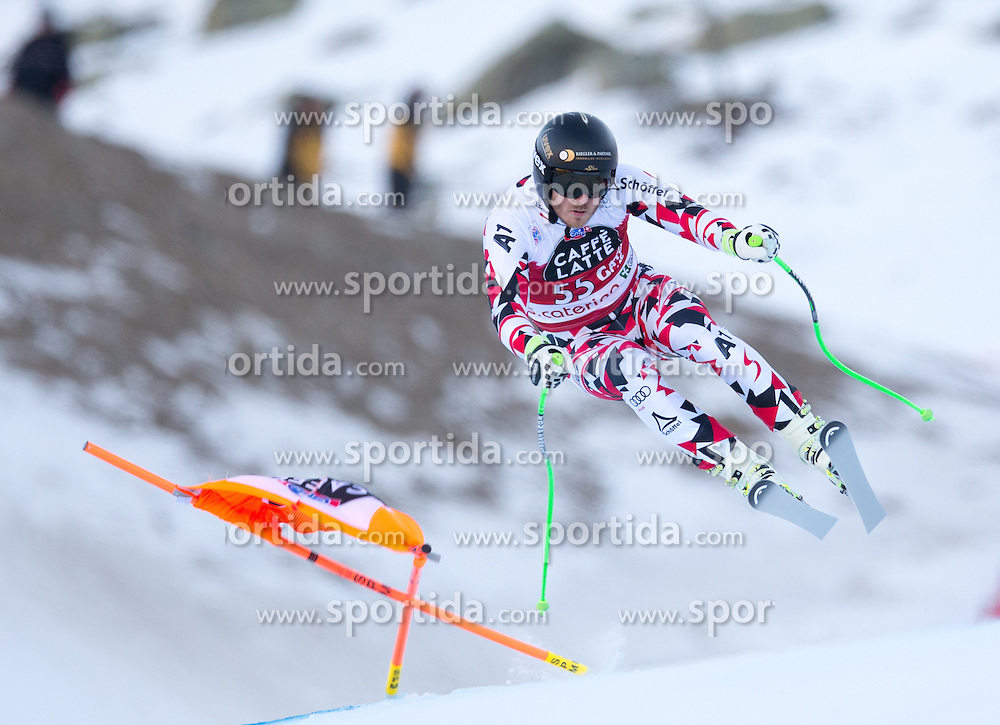 28.12.2015, Deborah Compagnoni Rennstrecke, Santa Caterina, ITA, FIS Ski Weltcup, Santa Caterina, Abfahrt, Herren, 2. Training, im Bild Christian Walder (AUT) // Christian Walder of Austria in action during the 2nd practice run of men's Downhill of the Santa Caterina FIS Ski Alpine World Cup at the Deborah Compagnoni Course in Santa Caterina, Italy on 2015/12/28. EXPA Pictures © 2015, PhotoCredit: EXPA/ Johann Groder