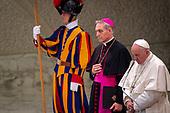 Pope Audience - CHARIS - June 08, 2019