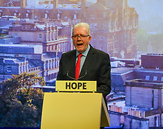 SNP Spring Conference, Edinburgh, 27 April 2019