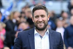 Bristol City head coach Lee Johnson smiles - Mandatory by-line: Jason Brown/JMP - 29/04/2017 - FOOTBALL - Amex Stadium - Brighton, England - Brighton and Hove Albion v Bristol City - Sky Bet Championship