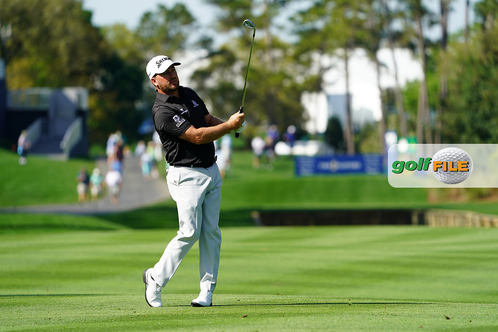 Graeme McDowell (NIR) during Round 1 of the Players Championship, TPC Sawgrass, Ponte Vedra Beach, Florida, USA. 12/03/2020<br /> Picture: Golffile   Fran Caffrey<br /> <br /> <br /> All photo usage must carry mandatory copyright credit (© Golffile   Fran Caffrey)