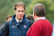 Wills Oakden - First Horse Inspection - Longines FEI European Eventing Championships - Blair Castle, Scotland - 09 September 2015