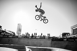 27 JUN 2012: X Games Los Angeles 2012 at LA Live and Staples Center in Los Angeles, CA. Joshua Duplechian/ESPN