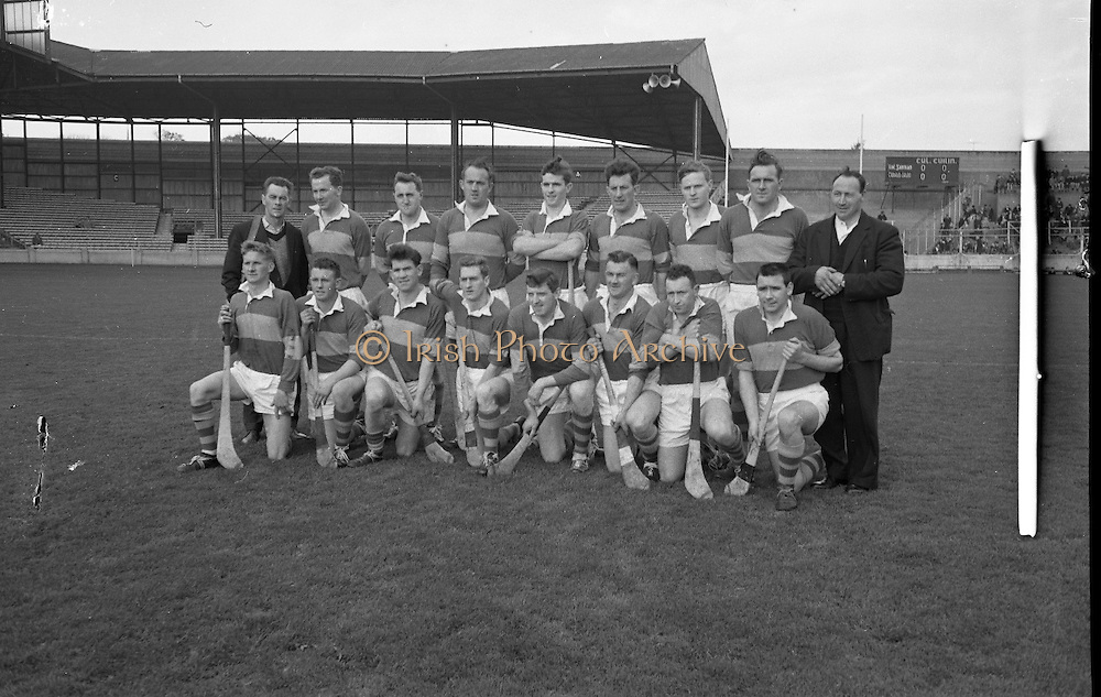 Hurling Oireachtas Final, Tipperary v Wexford. Tipperary Team..20.10.1963