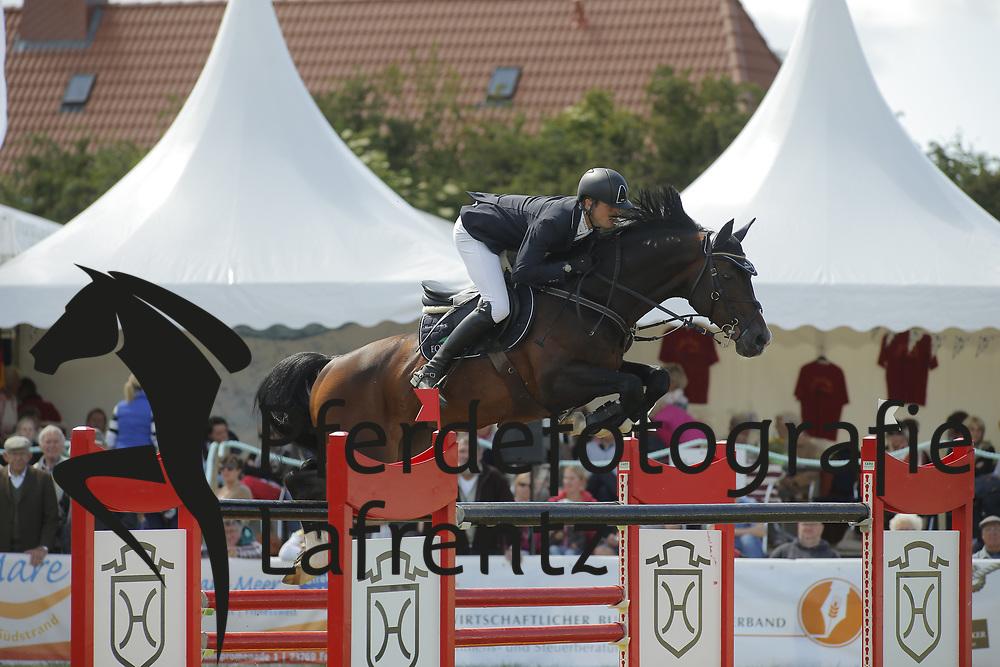 Lüneburg, Nisse, Corrido<br /> Fehmarn - Pferdefestival 2014<br /> Jugend Team Cup<br /> © www.sportfotos-lafrentz.de/ Stefan Lafrentz