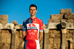 Radoslav Rogina during photo session of KK Adria Mobil before new cycling season, on January 17, 2019 in Side, Turkey. Photo by Vid Ponikvar / Sportida