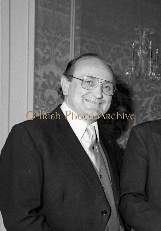 American Embassy Reception to celebrate 4th July 3-7-1981