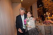 WILLIAM SHAWCROSS; LADY ASTOR, The Cartier Chelsea Flower show dinner. Hurlingham club, London. 20 May 2013.