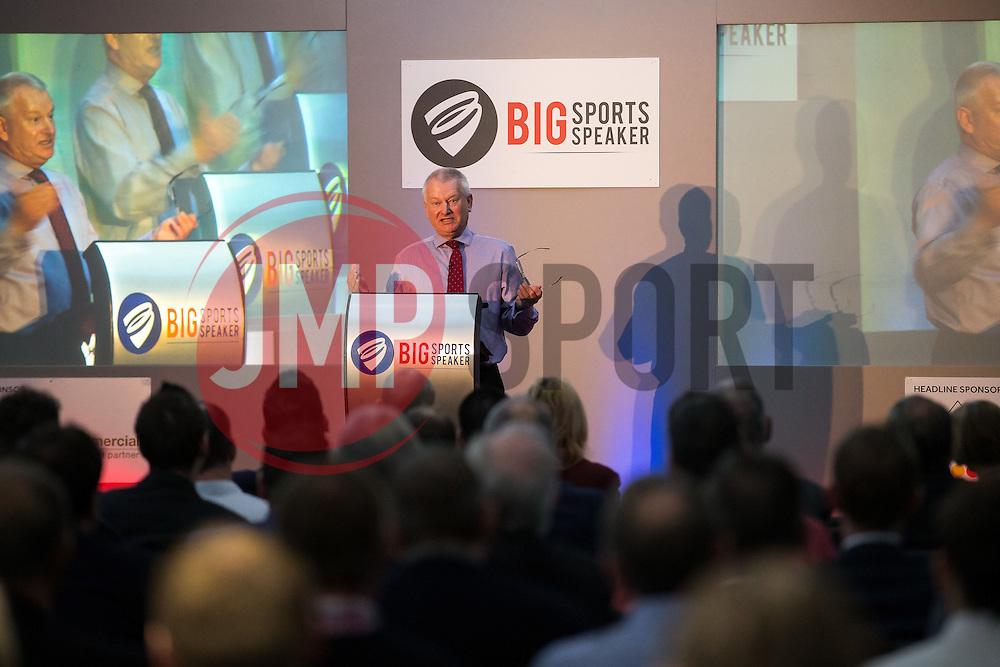 Steve Lansdown is the guest speaker as Bristol Sport hosts their monthly networking breakfast event at Ashton Gate Stadium - Rogan Thomson/JMP - 24/02/2017 - SPORT - Ashton Gate Stadium - Bristol, England - Big Sports Breakfast 2017.