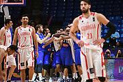 team italia italy<br /> Nazionale Italiana Maschile Senior<br /> Eurobasket 2017 - Group Phase<br /> Georgia Italia Georgia Italy<br /> FIP 2017<br /> Tel Aviv, 06/09/2017<br /> Foto M.Ceretti / Ciamillo - Castoria