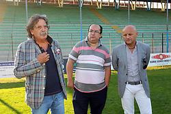 PAOLO BERRETTINI GIULIO PINZI E ANDREA CANI