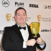 Winner: Old School RuneScape by Phil Maniell at the British Academy (BAFTA) Games Awards at Queen Elizabeth Hall, Southbank Centre  on 4 March 2019, London, UK.