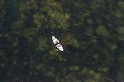 Gracetown surfer - @Martine Perret - Margaret River aerial shot. 6 April 2014