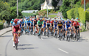 Illustration peloton, during the 105th Tour de France 2018, Stage 6, Brest - Mur de Bretagne Guerledan (181km) in France on July 12th, 2018 - Photo Etienne Goriau / ProSportsImages / DPPI
