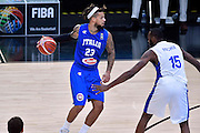 DESCRIZIONE : Lille Eurobasket 2015 Ottavi di Finale Israele Italia Israel Italy<br /> GIOCATORE : Daniel Hackett<br /> CATEGORIA : nazionale maschile senior A<br /> GARA : Lille Eurobasket 2015 Ottavi di Finale Israele Italia Israel Italy<br /> DATA : 13/09/2015<br /> AUTORE : Agenzia Ciamillo-Castoria