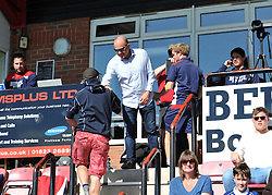 Bristol Rugby director of rugby, Andy Robinson at Taunton RFC for Bristol United v Gloucester United - Mandatory by-line: Paul Knight/JMP - 02/10/2016 - RUGBY - Hyde Park - Taunton, England - Bristol United v Gloucester United - Aviva A League