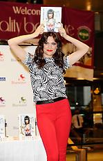 Jessie J Book signing 28-9-12