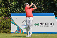 Cameron Smith (USA) watches his tee shot on 3 during Rd4 of the World Golf Championships, Mexico, Club De Golf Chapultepec, Mexico City, Mexico. 2/23/2020.<br /> Picture: Golffile   Ken Murray<br /> <br /> <br /> All photo usage must carry mandatory copyright credit (© Golffile   Ken Murray)