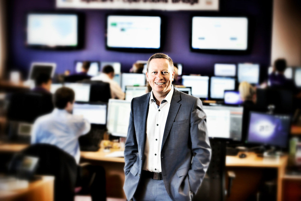 23/07/2012 Manchester - Paul Sweeney MD of ANS Group , Manchester - for RBS Business