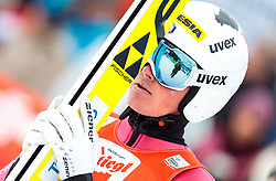 18.12.2016, Nordische Arena, Ramsau, AUT, FIS Weltcup Nordische Kombination, Skisprung, im Bild Samuel Costa (ITA) // Samuel Costa of Italy during Skijumping Competition of FIS Nordic Combined World Cup, at the Nordic Arena in Ramsau, Austria on 2016/12/18. EXPA Pictures © 2016, PhotoCredit: EXPA/ JFK