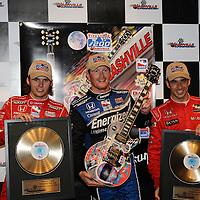 2008 INDYCAR RACING NASHVILLE