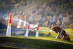 25.10.2014, Red Bull Ring, Spielberg, AUT, Red Bull Air Race, Qualifying Master Class, im Bild Paul Bonhomme, (GBR) // during the Red Bull Air Race Championships 2014 at the Red Bull Ring in Spielberg, Austria, 2014/10/25, EXPA Pictures © 2014, PhotoCredit: EXPA/ M.Kuhnke