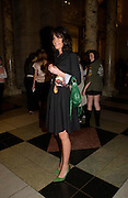 Lady Laura Cathcart. Party to celebrate the publication of 'Put On Your Pearl Girls!' by Lulu Guinness at the V&A museum, London. 5 May 2005. ONE TIME USE ONLY - DO NOT ARCHIVE  © Copyright Photograph by Dafydd Jones 66 Stockwell Park Rd. London SW9 0DA Tel 020 7733 0108 www.dafjones.com