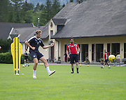 Dundee&rsquo;s Greg Stewart  - Day 2 of Dundee FC pre-season training camp in Obertraun, Austria<br /> <br />  - &copy; David Young - www.davidyoungphoto.co.uk - email: davidyoungphoto@gmail.com