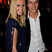 NLD/Hilversum/20100303 - Harpengala 2010, Monique Smit en partner Jeffrey Bok