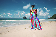 Editorial photoshoot in Martinique<br />