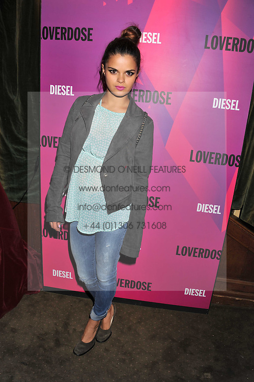 BIP LING at a party tocelebrate the launch of Diesel's new female fragrance 'Loverdose' held at The Box, 11-12 Walkers Court, Brewer Street, London on 7th September 2011.