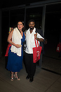 BETTANY HUGHES; BEN OKRI, The £100,000 Art Fund Prize for the Museum of the Year,   Tate Modern, London. 1 July 2015