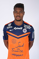 Steve MOUNIE - 23.07.2014 - Portraits officiels Montpellier - Ligue 1 2014/2015<br /> Photo : Icon Sport