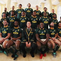 22,06,2018 South African Springbok team photo