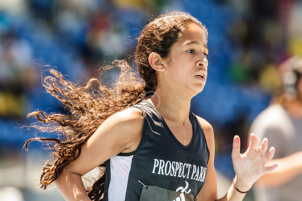 adidas Grand Prix Diamond League Track & Field: Girls Youth Mile, Avery Russell