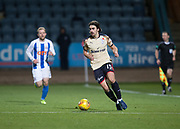 18th November 2017, Dens Park, Dundee, Scotland; Scottish Premier League football, Dundee versus Kilmarnock; Dundee's Jon Aurtenetxe