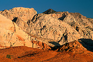 Morning light on sandstone, Snow Canyon State Park, Ivins, Utah's Dixie, near St. George, UTAH
