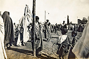 Moroccan Rabat street scene 1930s