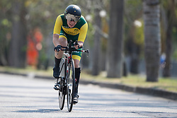 AUS, Cycling, Time-Trial at Rio 2016 Paralympic Games, Brazil