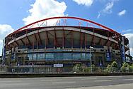General Views of Estádio da Luz, Lisbon<br /> Picture by Ian Wadkins/Focus Images Ltd +44 7877 568959<br /> 23/05/2014