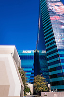 United States, Nevada, Las Vegas Strip. The MGM Grand is the third largest hotel in the world and largest hotel resort complex in the United States.