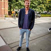 NLD/Amsterdam/20150819 - Persdag Expeditie Robinson 2015, Wietze de Jager