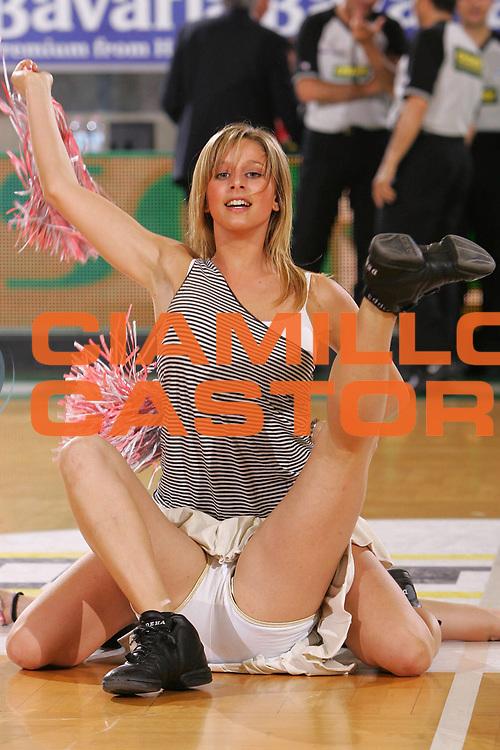 DESCRIZIONE : Treviso Lega A1 2006-07 Benetton Treviso TDshop.it Livorno <br /> GIOCATORE : Cheerleaders <br /> SQUADRA : Benetton Treviso <br /> EVENTO : Campionato Lega A1 2006-2007 <br /> GARA : Benetton Treviso TDshop.it Livorno <br /> DATA : 09/05/2007 <br /> CATEGORIA : Ritratto <br /> SPORT : Pallacanestro <br /> AUTORE : Agenzia Ciamillo-Castoria/S.Silvestri