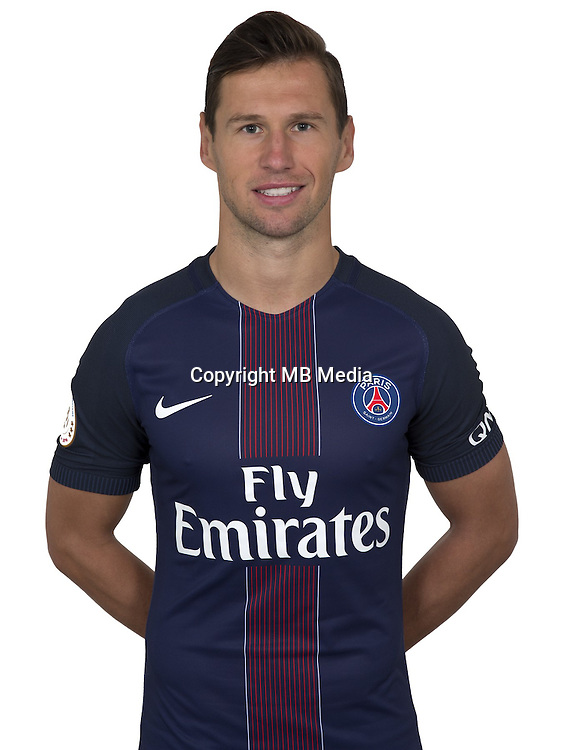 Grzegorz Krychowiak of PSG during PSG photo call for the 2016-2017 Ligue 1 season on September, 7 2016 in Paris, France<br /> Photo : C.Gavelle/ PSG / Icon Sport
