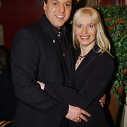 Harpengala 2004, Frans Bauer en Mariska Rossenberg